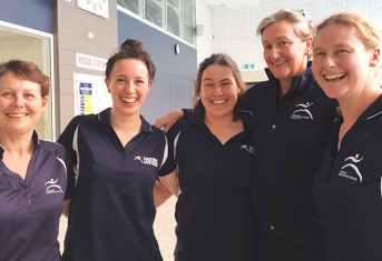 Leading the way in swim education